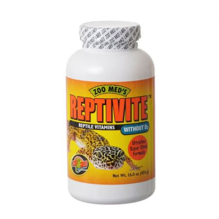 Zoo Med Reptivite Reptile Vitamins without D3 alternate view 3