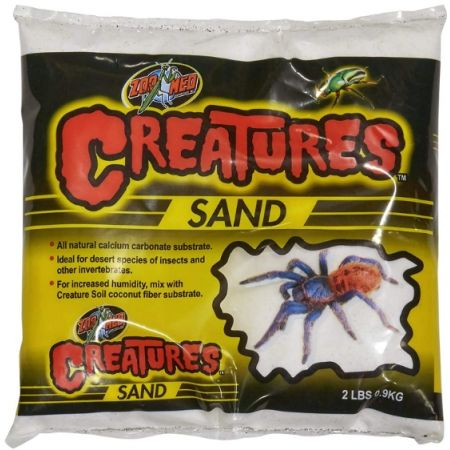 Zoo Med Zoo Med Creatures Sand - White