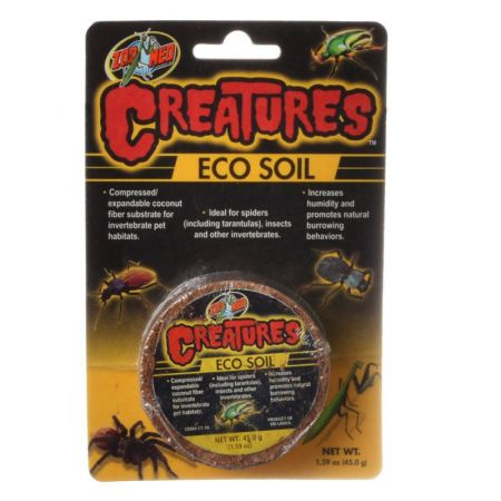 Zoo Med Zoo Med Creatures Eco Soil