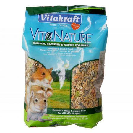 Vitakraft Vitakraft VitaNature Natural Hamster & Gerbil Food