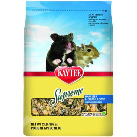 Kaytee Supreme Hamster & Gerbil Food alternate view 1