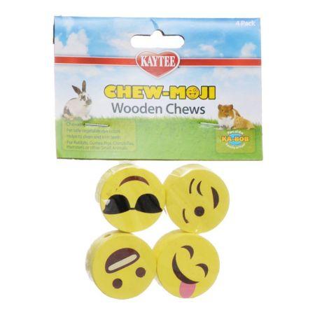 Kaytee Kaytee Chew-Moji Wooden Chews