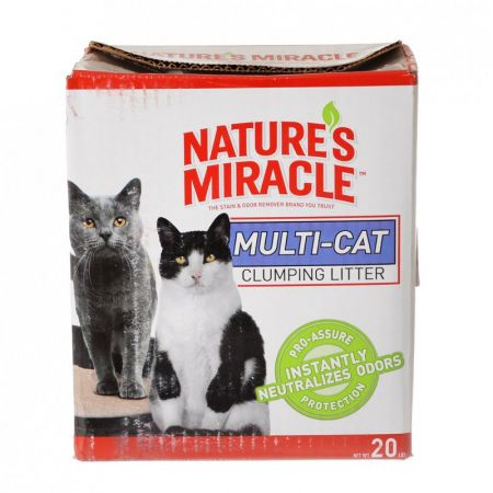 Natures Miracle Nature's Miracle Multi-Cat Clumping Litter