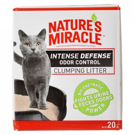 Nature S Miracle Multi Cat Clumping Litter