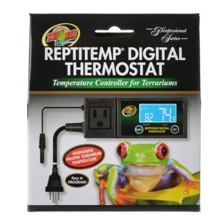 Zoo Med Zoo Med Reptitemp Digital Thermostat