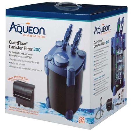 Aqueon Aqueon QuietFlow Canister Filter 200