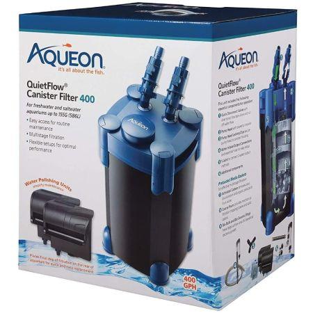 Aqueon Aqueon QuietFlow Canister Filter 400