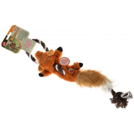 Spot Spot Skinneeez Fox Tug Toy - Mini