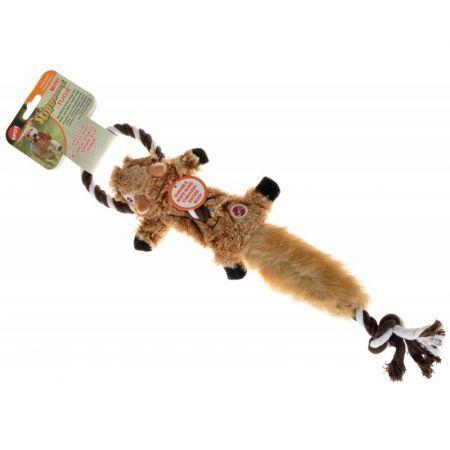 Spot Skinneeez Chipmunk Tug Toy - Mini alternate view 1