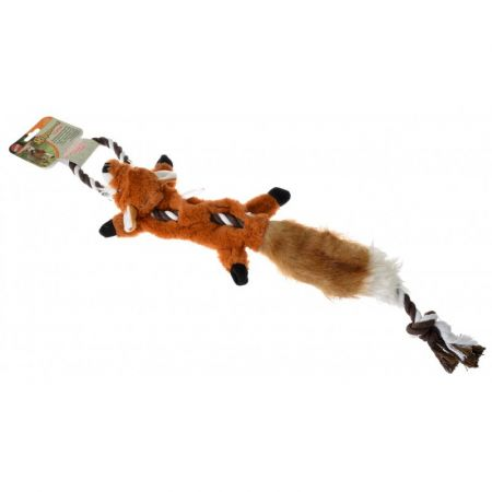 Spot Skinneeez Fox Tug Toy - Regular alternate view 1