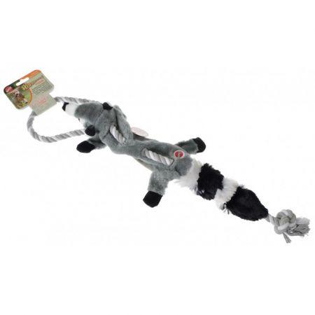 Spot Skinneeez Raccoon Tug Toy - Regular
