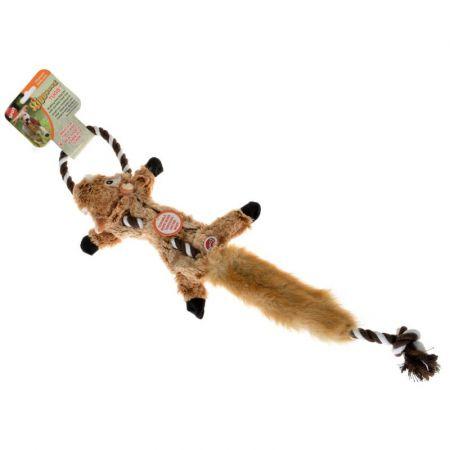 Spot Spot Skinneeez Chipmunk Tug Toy - Regular