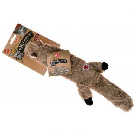 Spot Spot Skinneeez Extreme Quilted Squirrel Toy - Mini