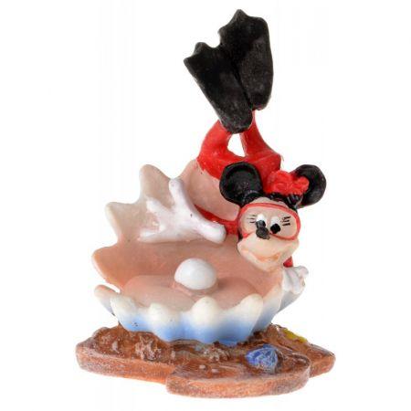 Penn Plax Penn Plax Diving Minnie Resin Ornament