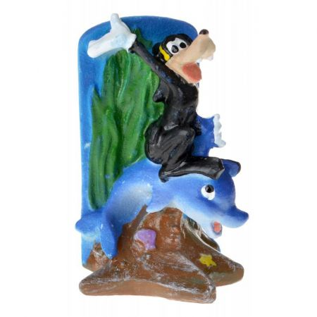 Penn Plax Penn Plax Goofy & Dolphin Resin Ornament