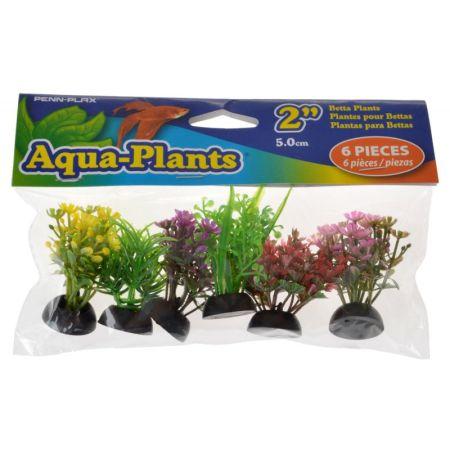 Penn Plax Penn Plax Foregrounder Aqua-Scaping Plants - Small