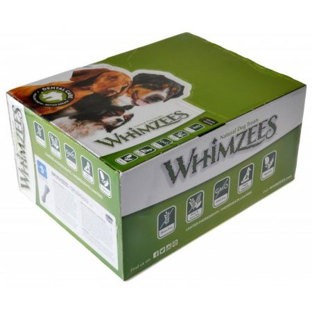 Whimzees Whimzees Toothbrush Dental Treats - Small