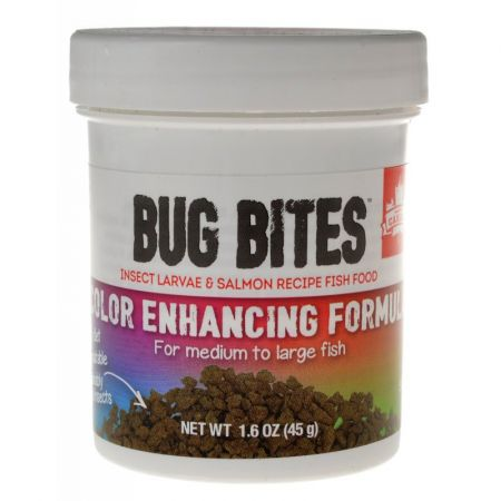 Fluval Fluval Bug Bites Color Enhancing Formula for Medium-Large Fish