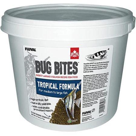Fluval Bug Bites Tropical Formula Granules for Medium-Large Fish alternate view 3