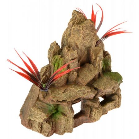 Blue Ribbon Pet Products Exotic Environments Rock Cave Mountain Ornament