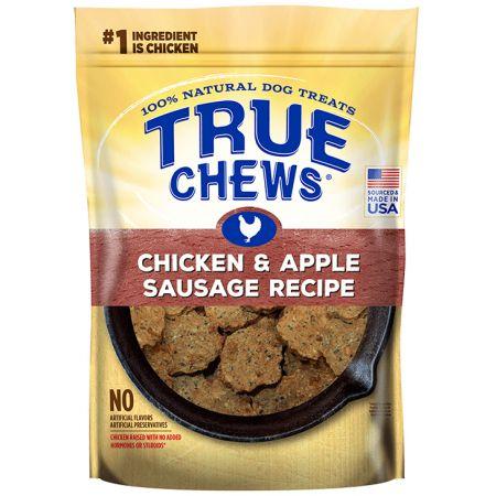 True Chews True Chews Premium Sizzlers with Chicken & Apple