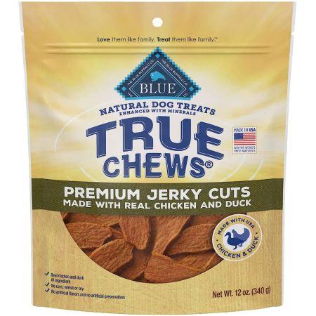 True Chews True Chews Premium Jerky Cuts with Real Duck