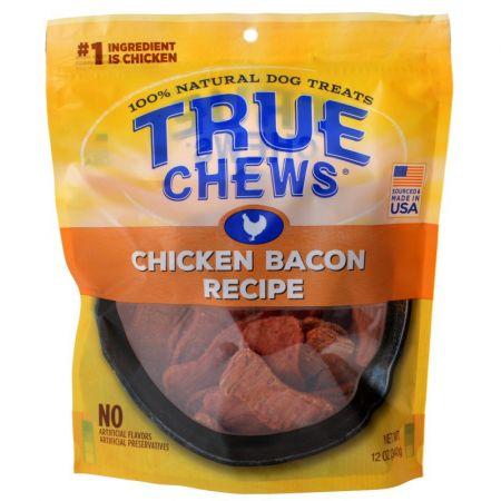 True Chews True Chews Chicken Bacon Recipe Treats