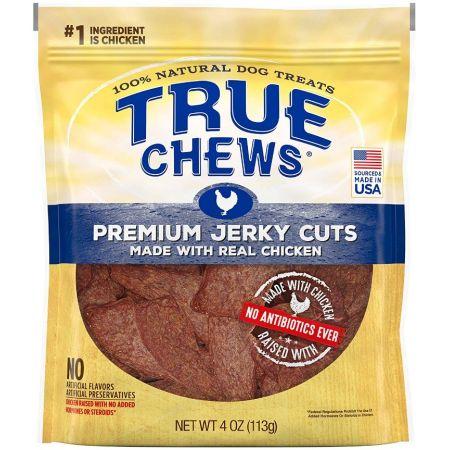 True Chews True Chews Premium Jerky Cuts with Real Chicken