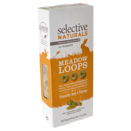 Supreme Pet Foods Supreme Selective Naturals Meadow Loops