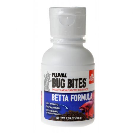 Fluval Bug Bites Betta Formula Granules alternate view 1