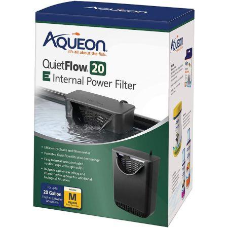 Aqueon Quietflow E Internal Power Filter alternate view 3