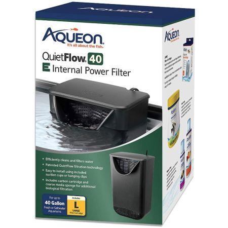 Aqueon Quietflow E Internal Power Filter alternate view 4