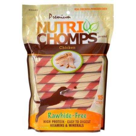 Premium Nutri Chomps Chicken Wrapped Twists alternate view 2
