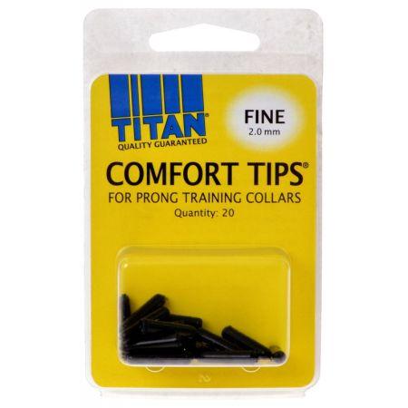 Titan Comfort Tips for Prong Training Collars