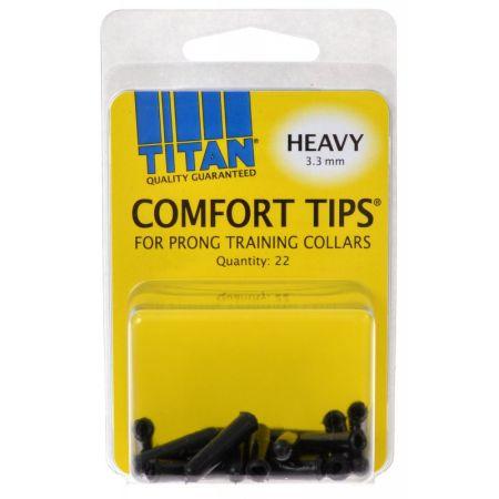 Titan Comfort Tips for Prong Training Collars alternate view 3