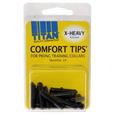 Titan Comfort Tips for Prong Training Collars alternate view 4
