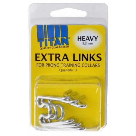 Titan Extra Links for Prong Training Collars alternate view 3