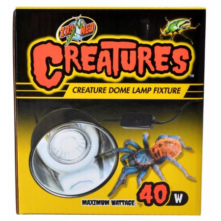Zoo Med Zoo Med Creatures Creature Dome Lamp Fixture