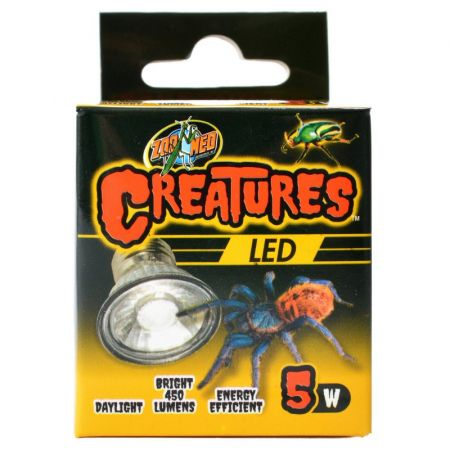 Zoo Med Creatures LED Daylight Lamp alternate view 1