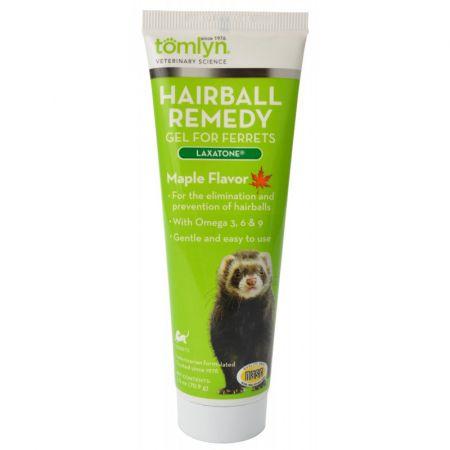 Tomlyn Tomlyn Laxatone Hairball Remedy Gel for Ferrets - Maple Flavor