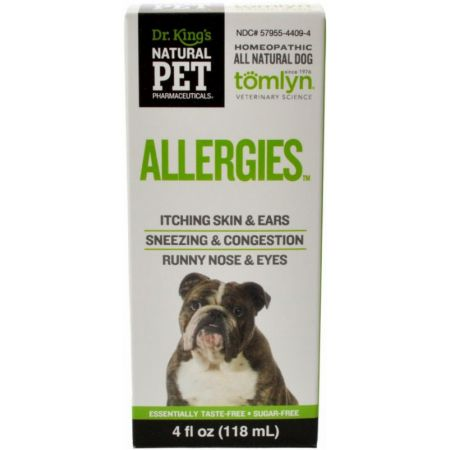 Tomlyn Tomlyn Natural Pet Pharmaceuticals Allergies Dog Remedy