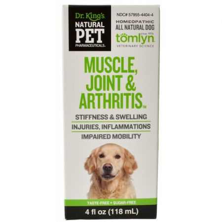Tomlyn Tomlyn Natural Pet Pharmaceuticals Muscle, Joint & Arthritis Dog Remedy