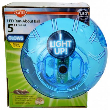 Kaytee Kaytee LED Run-About Ball