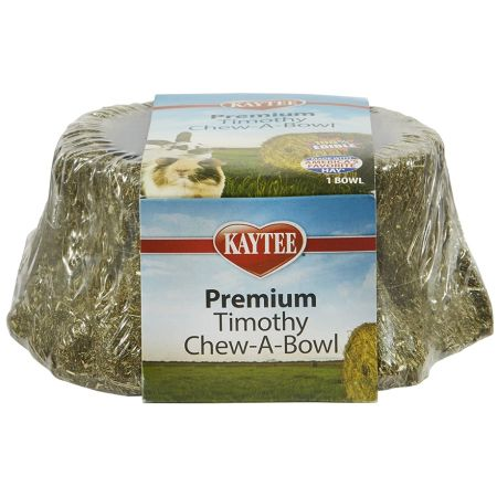 Kaytee Kaytee Premium Timothy Chew-A-Bowl