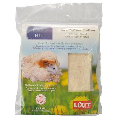 Lixit Lixit Cozy Nest Natural Cotton Bedding