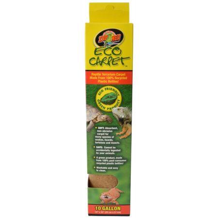 Zoo Med Eco Carpet Reptile Carpet - Tan