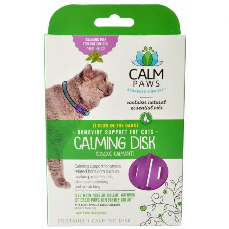 Calm Paws Calm Paws Calming Disk for Cat Collars
