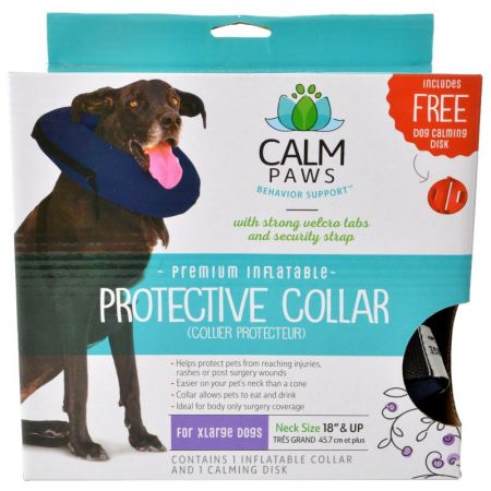 Calm Paws Calm Paws Premium Inflatable Protective Collar