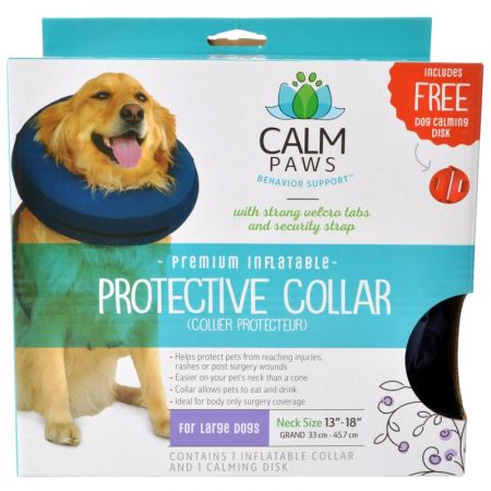 Calm Paws Premium Inflatable Protective Collar alternate view 2
