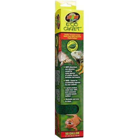 Zoo Med Eco Carpet Reptile Carpet - Green alternate view 3